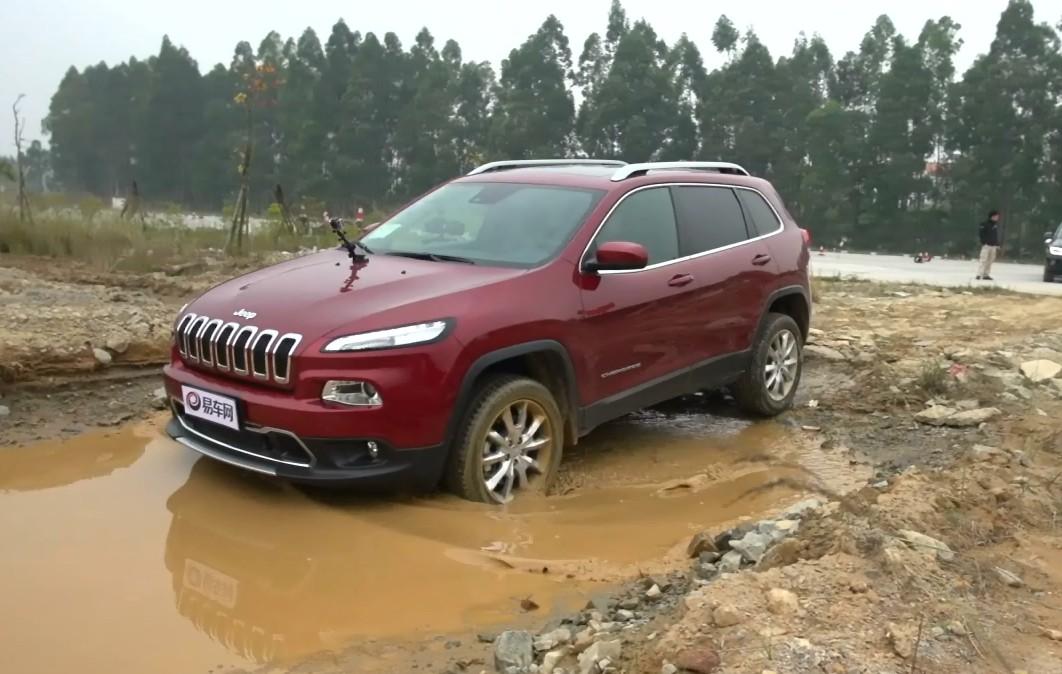 jeep自由光越野性能篇