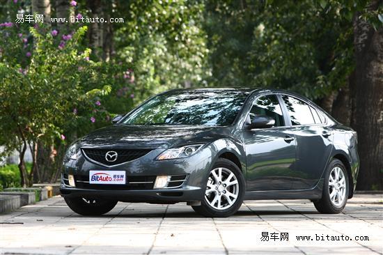 马自达睿翼推出两款新车 售17.98-19.18万