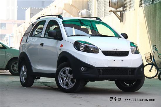 瑞麒X1购车享受50%购置税优惠 有现车