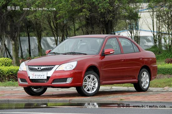 东南三菱新V3 CVT车型包头接受预订