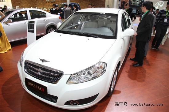 瑞麒G3宁波已到店可预订 订金2000元