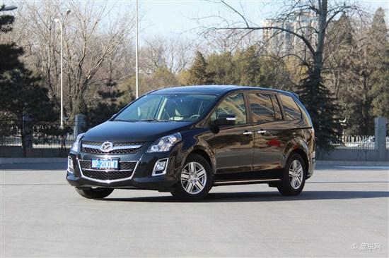 2013款Mazda8重庆接受预订 订金1万元