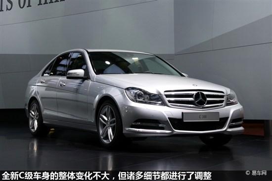 奔驰新C级将于7月30日淄博上市发布