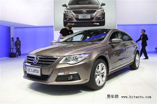 2011上海车展 20万-30万元重点车型盘点