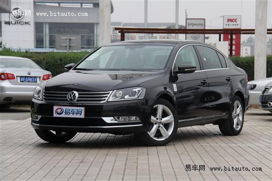 北京地区全新迈腾B7L 2.0T至尊样车到店