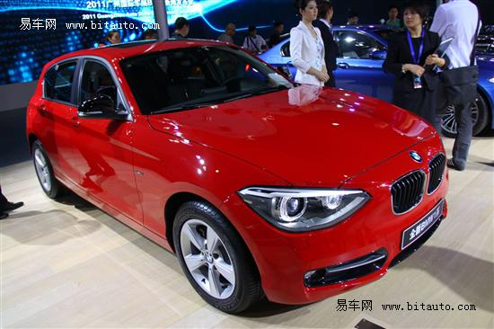 全新一代宝马1系12月上市 预计售价将上调