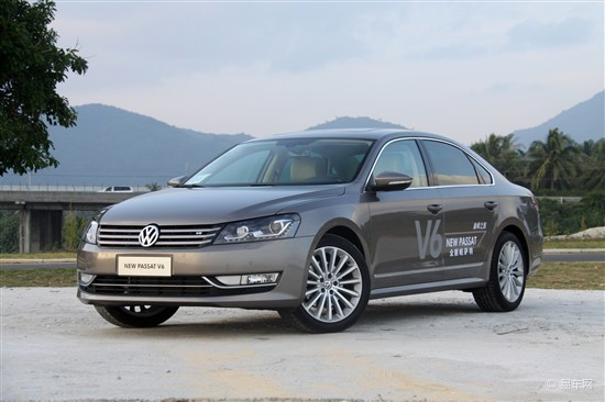 新帕萨特V6即将登陆吉林市 订金1万元
