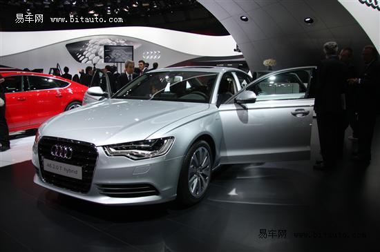 新一代奥迪A6 Hybird亮相东京车展