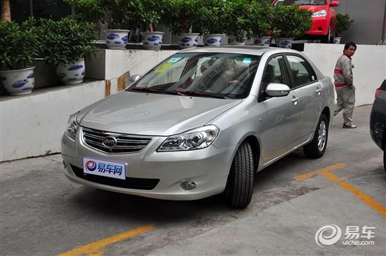 温州二手车置换比亚迪G3享受免费评估