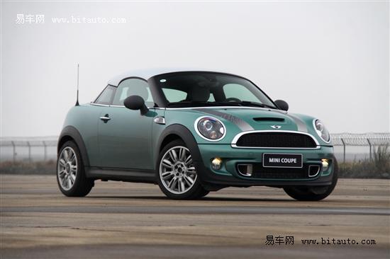 济南MINI Coupe到店可预订 提车周期3个月