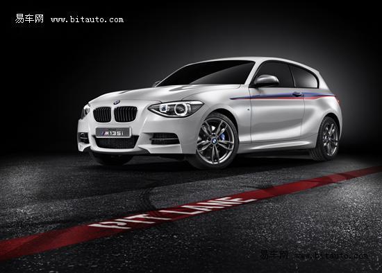 BMW新M135i概念车官图发布 将首发日内瓦