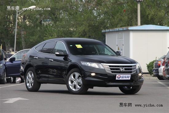 广汽本田2012款歌诗图(Crosstour)2.4L车型