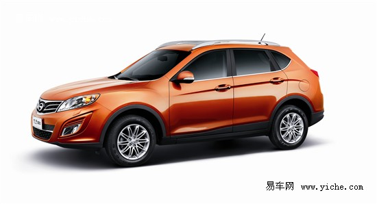 传祺GS5亮相北京车展 主打6款2.0L车型