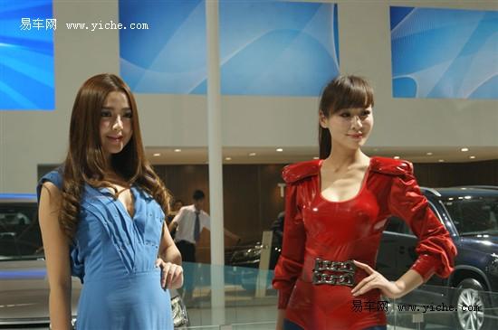 第四届银川国际房车节——美女车模