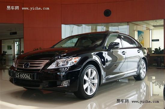 雷克萨斯LS600 h青岛优惠150000元 有现车