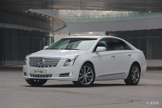 济南凯迪拉克XTS部分车型有现车 订金两万