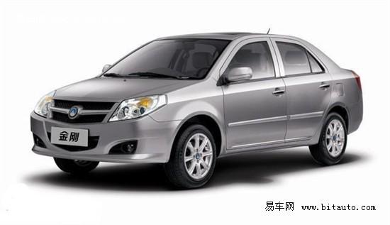 三月份邢台地区畅销小型车前十名盘点