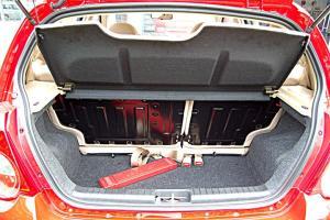乐骋 行李箱空间