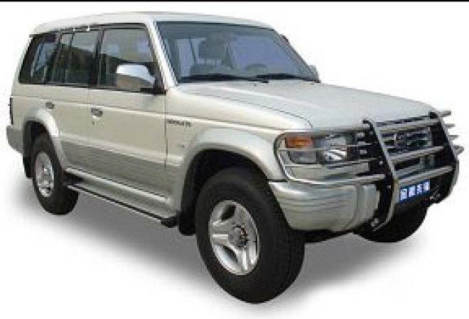 金程SUV