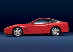 575M Maranello正侧(车头向左)图片