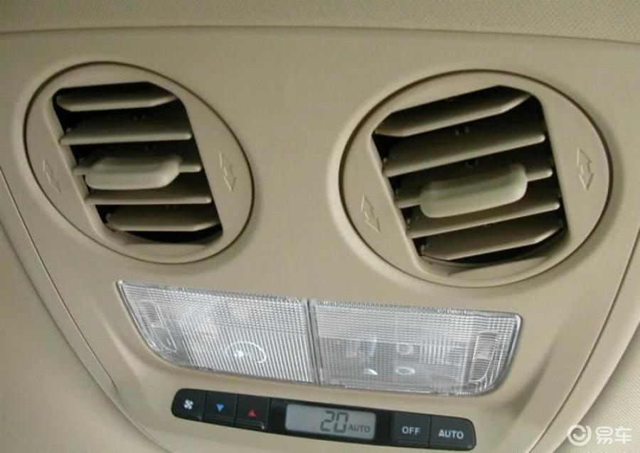 【奥德赛2008款2.4a后排版后排汽车出风口空调2018款途睿欧中顶版图片