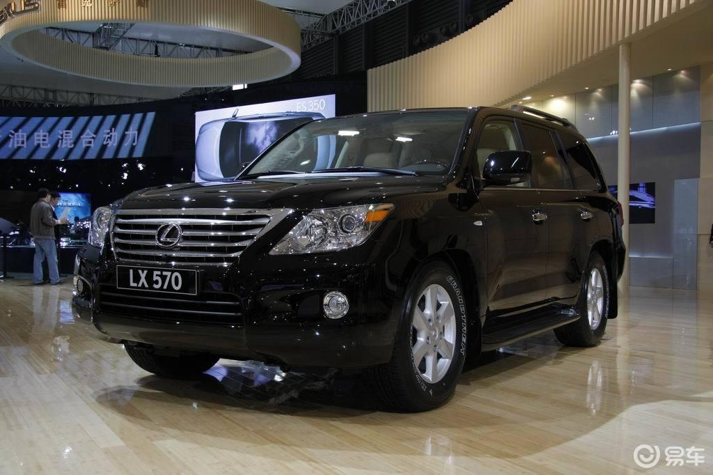 雷克萨斯lx2007款 570 报价参数 2011款雷克萨斯
