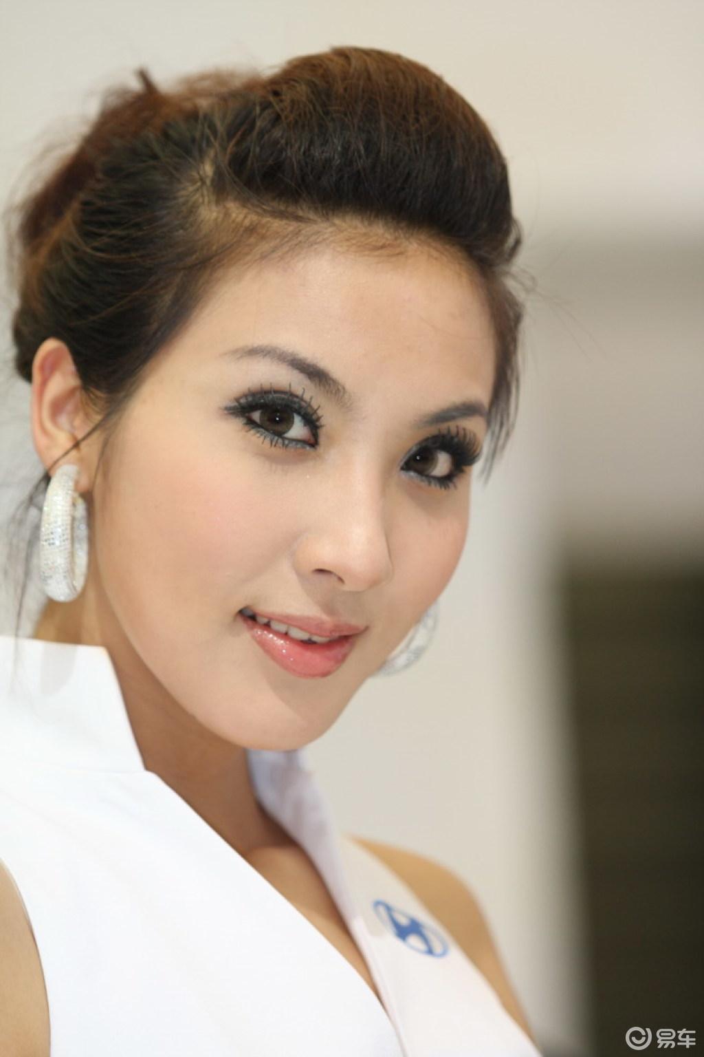 2009上海车展 车模美女