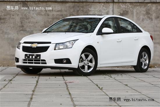 雪佛兰科鲁兹购车手册 推荐1.6升SE手动型