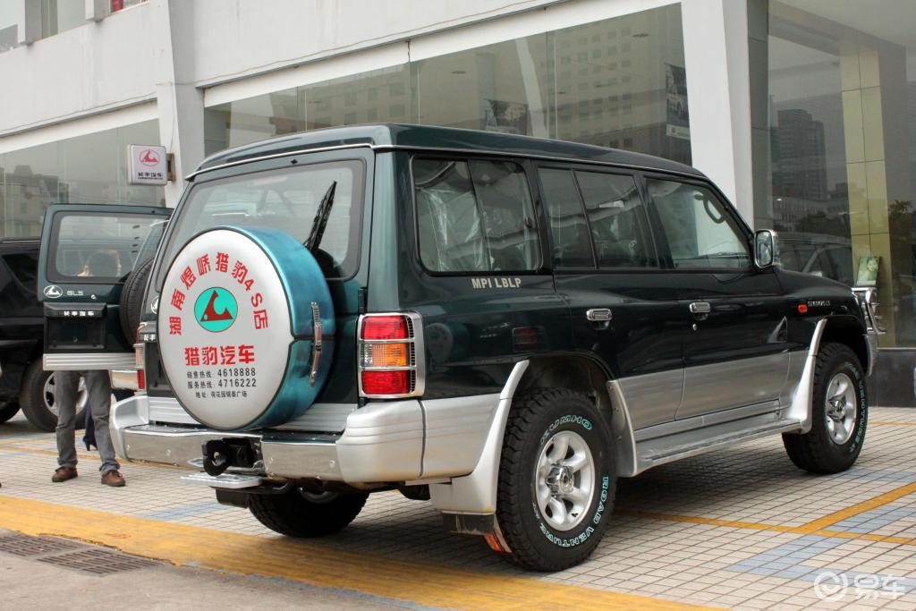 【长丰猎豹黑金刚图片】-易车网bitauto.com
