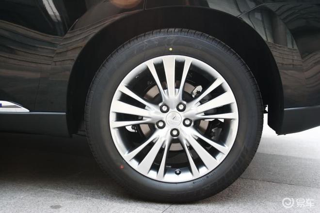 雷克萨斯rx 450h轮圈 高清图片