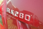 进口奔驰SLK级           奔驰SLK外观