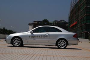 奔驰CLK级奔驰CLK280外观图片