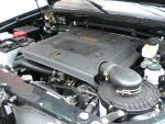 霸道SUV发动机图片