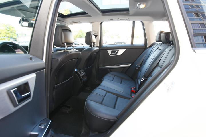 2008款 glk 300 4matic 豪华型