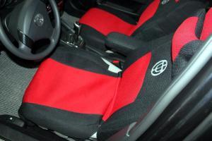 骏捷Cross驾驶员座椅图片