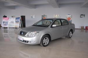 吉利 远景 2009款 1.8L 手动 双燃料
