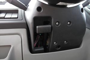 海尚方向盘调节键图片