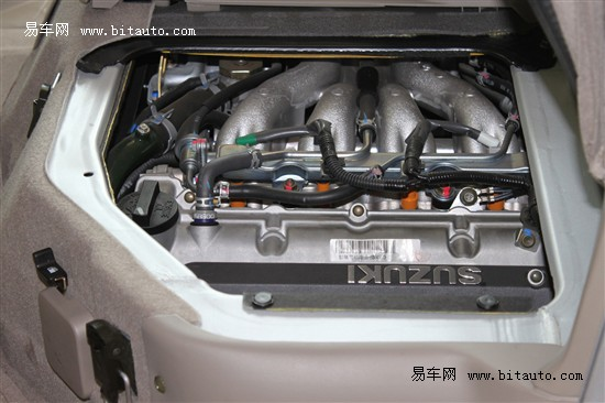 昌河铃木k12b荣获2010年度十佳发动机
