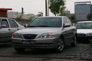 现代 伊兰特 2006款 1.6L 自动 GL舒适型