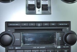 PT漫步者(进口)中控台音响控制键图片