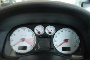 标致307 CC(进口)仪表 图片