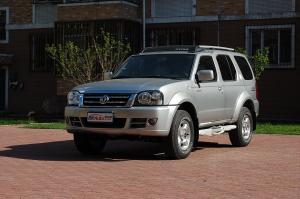 东风·郑州日产 奥丁 2007款 2.4L 手动 两驱汽油豪华版