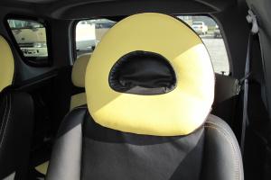 小贵族驾驶员头枕图片