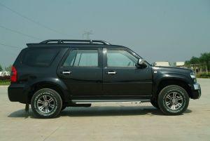 雪豹X50正侧(车头向右)图片
