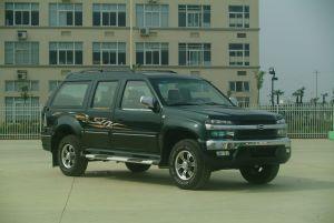 威豹前45度(车头向右)图片