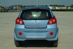 微轿正车尾图片