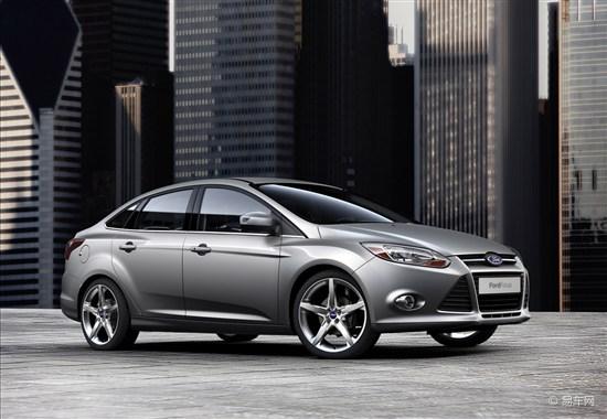 福克斯三厢购车2年0利率 四月现车销售
