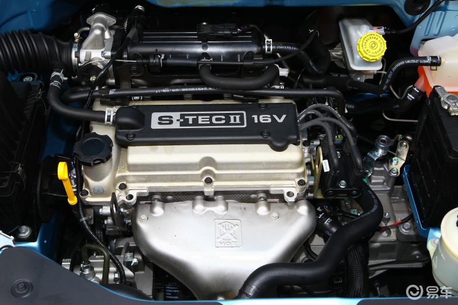 赛欧2010款1.2SLMT手动a手动版发动机图纸图cad汽车操作打开不能图片