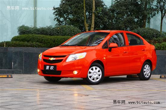 易车指数 3款全国销量最高小型车