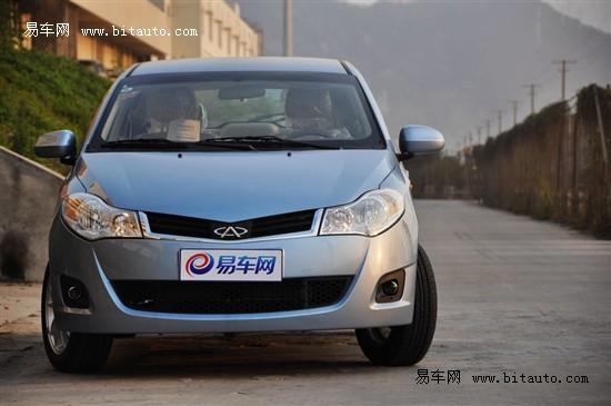 奇瑞风云2两厢北京地区大量现车到店
